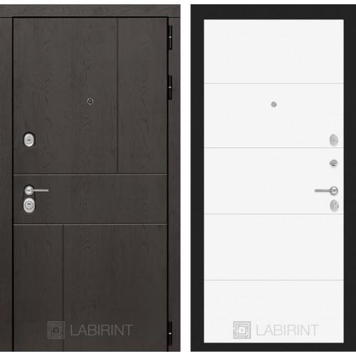 Входная дверь URBAN 13 - Белый софт