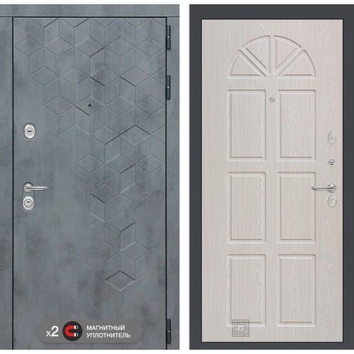 Входная дверь Бетон 15 - Алмон 25