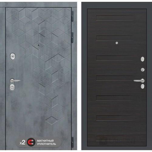 Входная дверь Бетон 14 - Эковенге