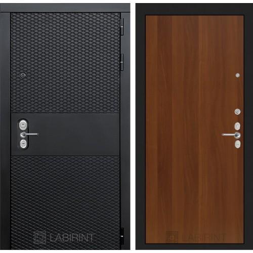 Входная дверь BLACK 05 - Итальянский орех