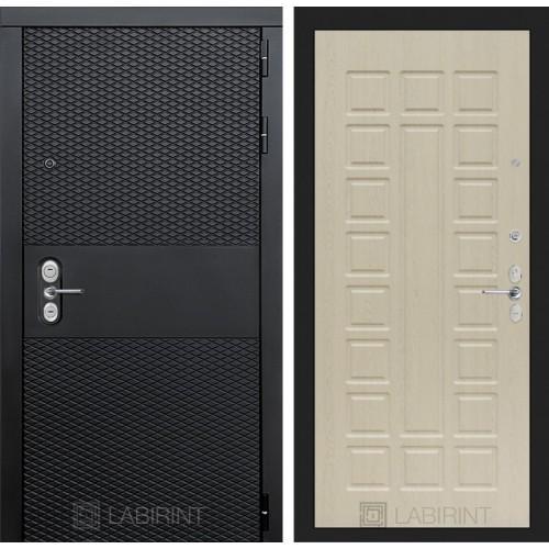 Входная дверь BLACK 04 - Беленый дуб