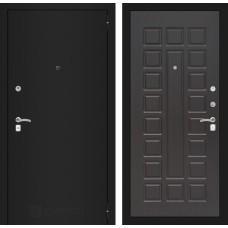 Входная дверь CLASSIC шагрень черная 04 - Венге