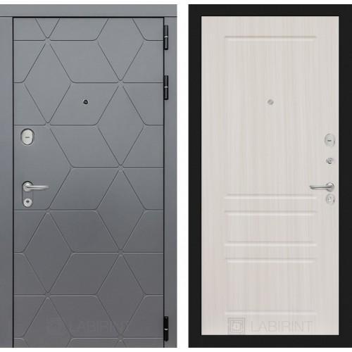 Входная дверь COSMO 03 - Сандал белый