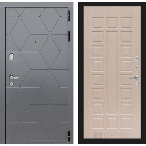 Входная дверь COSMO 04 - Беленый дуб