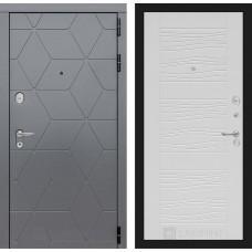Входная дверь COSMO 06 - Белое дерево