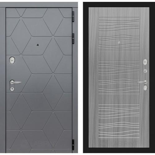 Входная дверь COSMO 06 - Сандал серый