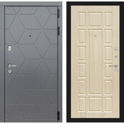 Входная дверь COSMO 12 - Беленый дуб