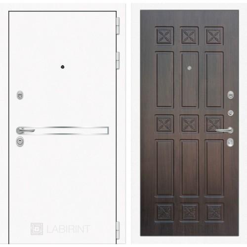 Входная дверь Лайн WHITE 16 - Алмон 28