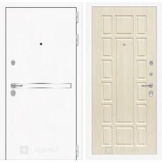 Входная дверь Лайн WHITE 12 - Беленый дуб