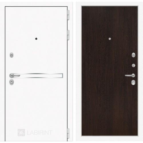 Входная дверь Лайн WHITE 05 - Венге