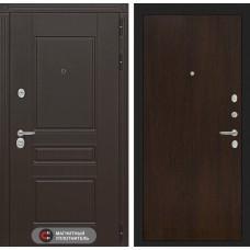Входная дверь Мегаполис 05 - Венге