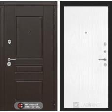 Входная дверь Мегаполис 07 - Белое дерево