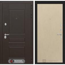 Входная дверь Мегаполис 05 - Венге светлый