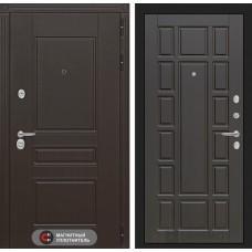 Входная дверь Мегаполис 12 - Венге