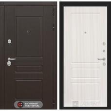 Входная дверь Мегаполис 03 - Сандал белый