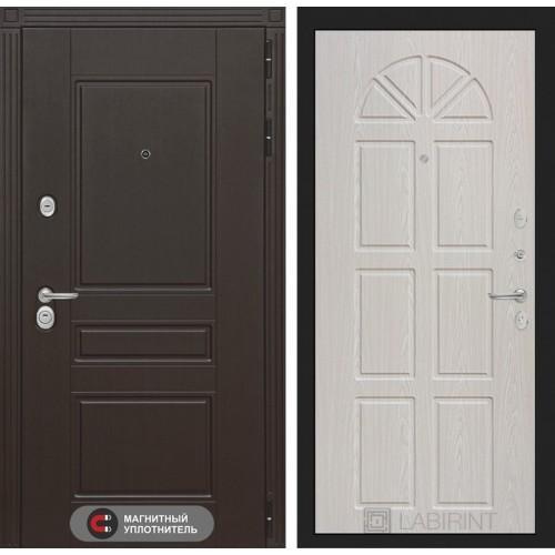Входная дверь Мегаполис 15 - Алмон 25