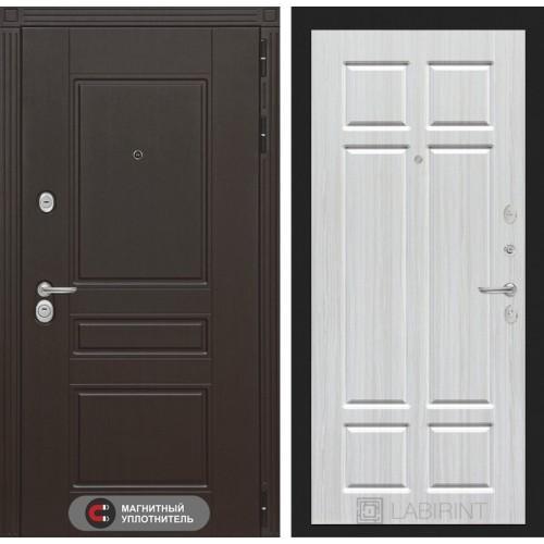 Входная дверь Мегаполис 08 - Кристалл вуд