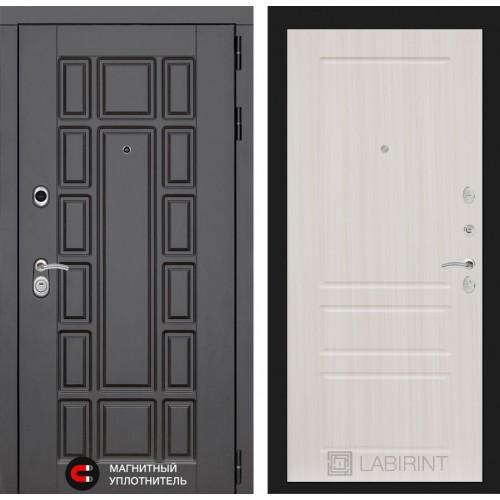 Входная дверь Нью-Йорк 03 - Сандал белый