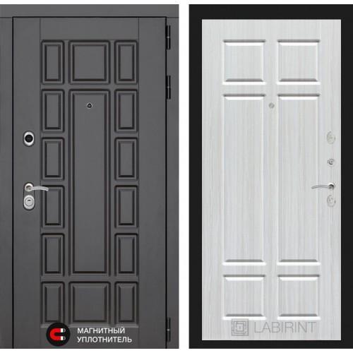 Входная дверь Нью-Йорк 08 - Кристалл вуд