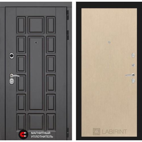 Входная дверь Нью-Йорк 05 - Венге светлый