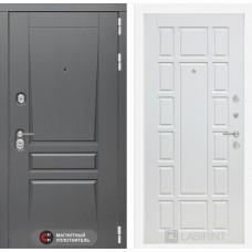 Входная дверь Платинум 12 - Белое дерево