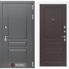 Входная дверь Платинум 03 - Орех премиум
