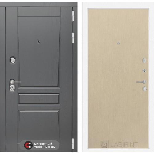 Входная дверь Платинум 05 - Венге светлый