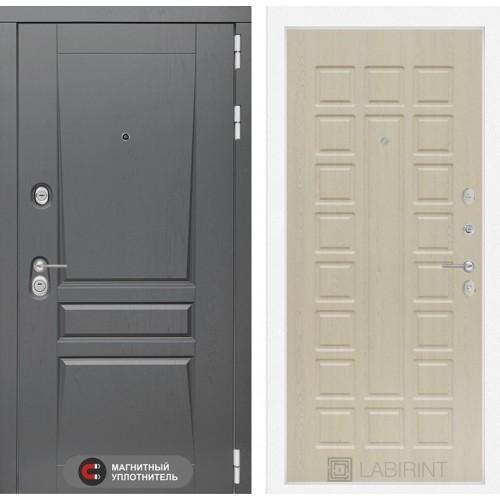Входная дверь Платинум 04 - Беленый дуб