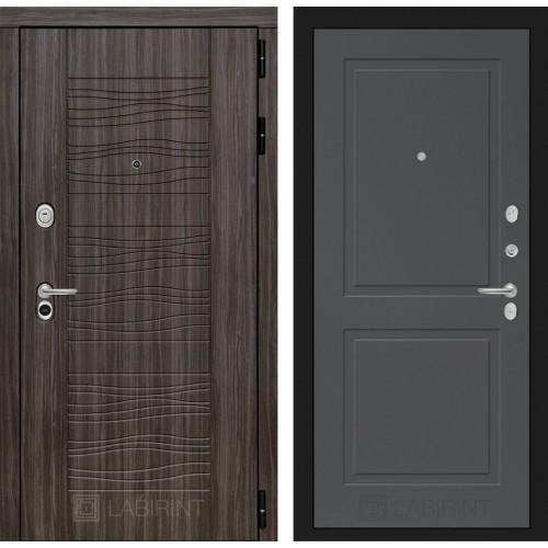 Входная дверь Сканди 11 - Графит софт