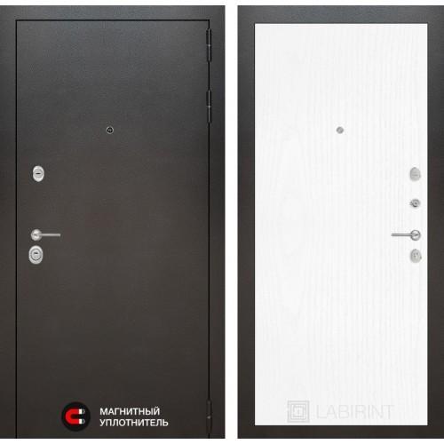Входная дверь Сильвер 07 - Белое дерево