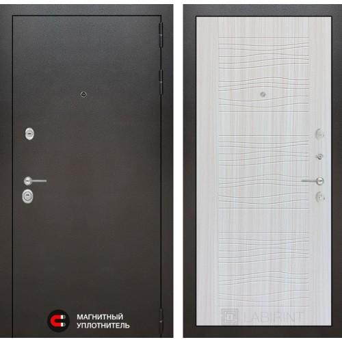 Входная дверь SILVER 06 - Сандал белый
