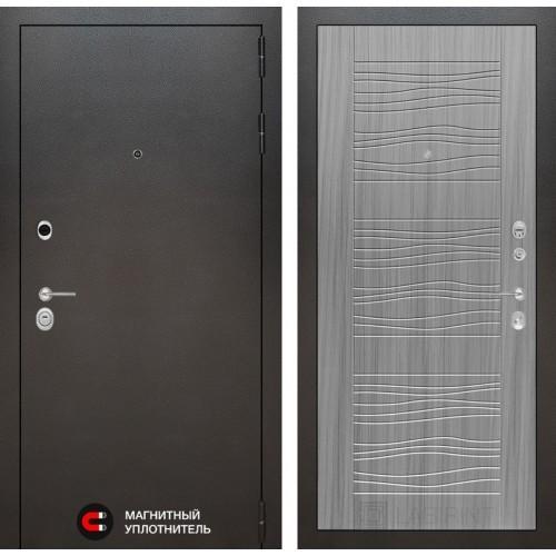Входная дверь SILVER 06 - Сандал серый