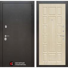 Входная дверь SIVLER 12 - Беленый дуб