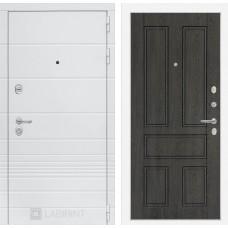 Входная дверь Трендо 10 - Дуб филадельфия графит