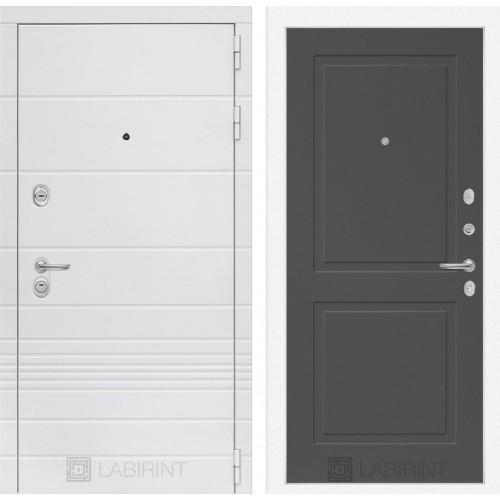 Входная дверь Трендо 11 - Графит софт