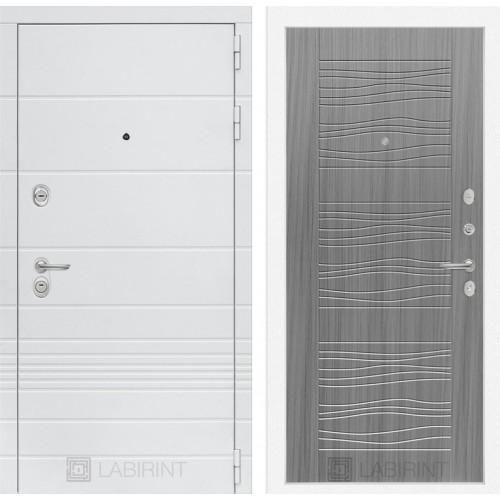 Входная дверь Трендо 06 - Сандал серый