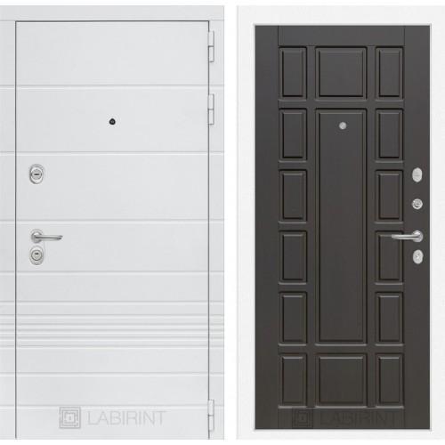 Входная дверь Трендо 12 - Венге