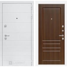 Входная дверь Трендо 03 - Орех бренди