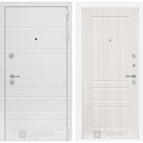 Входная дверь Трендо 03 - Сандал белый