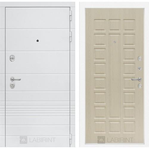 Входная дверь Трендо 04 - Беленый дуб