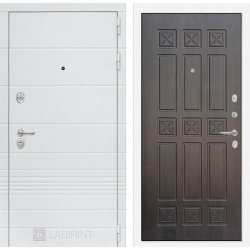 Входная дверь Трендо 16 - Алмон 28
