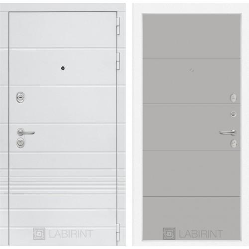 Входная дверь Трендо 13 - Грей софт