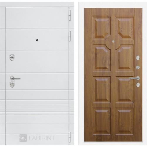 Входная дверь Трендо 17 - Золотой дуб