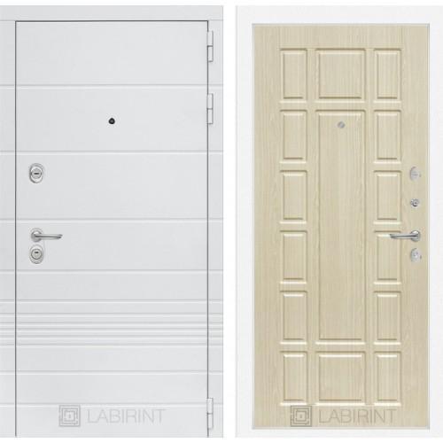 Входная дверь Трендо 12 - Беленый дуб