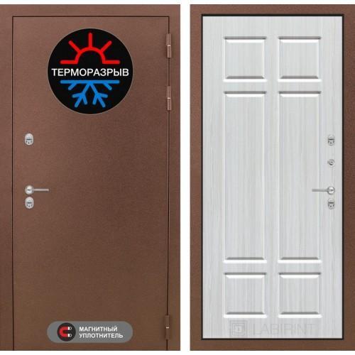Входная дверь Термо Магнит 08 - Кристалл вуд