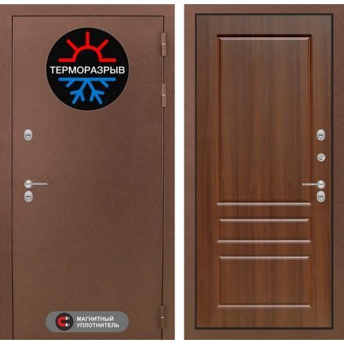 Входная дверь Термо Магнит 03 - Орех бренди