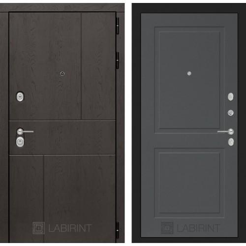 Входная дверь URBAN 11 - Графит софт