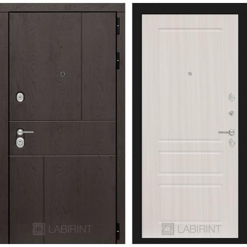 Входная дверь URBAN 03 - Сандал белый