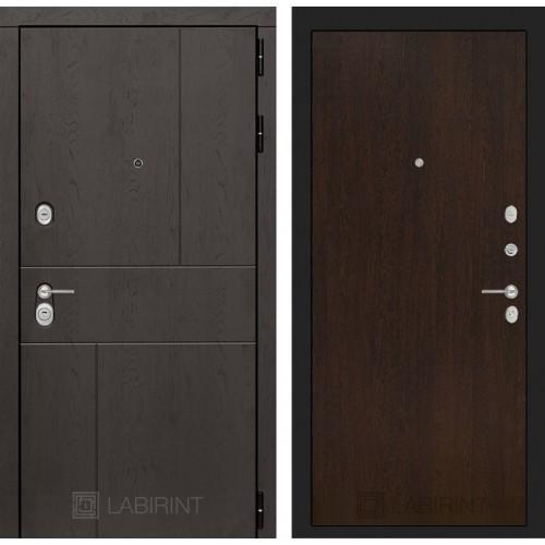 Входная дверь URBAN 05 - Венге