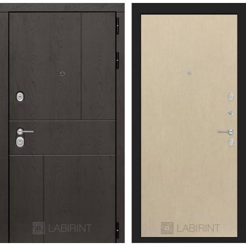 Входная дверь URBAN 05 - Венге светлый